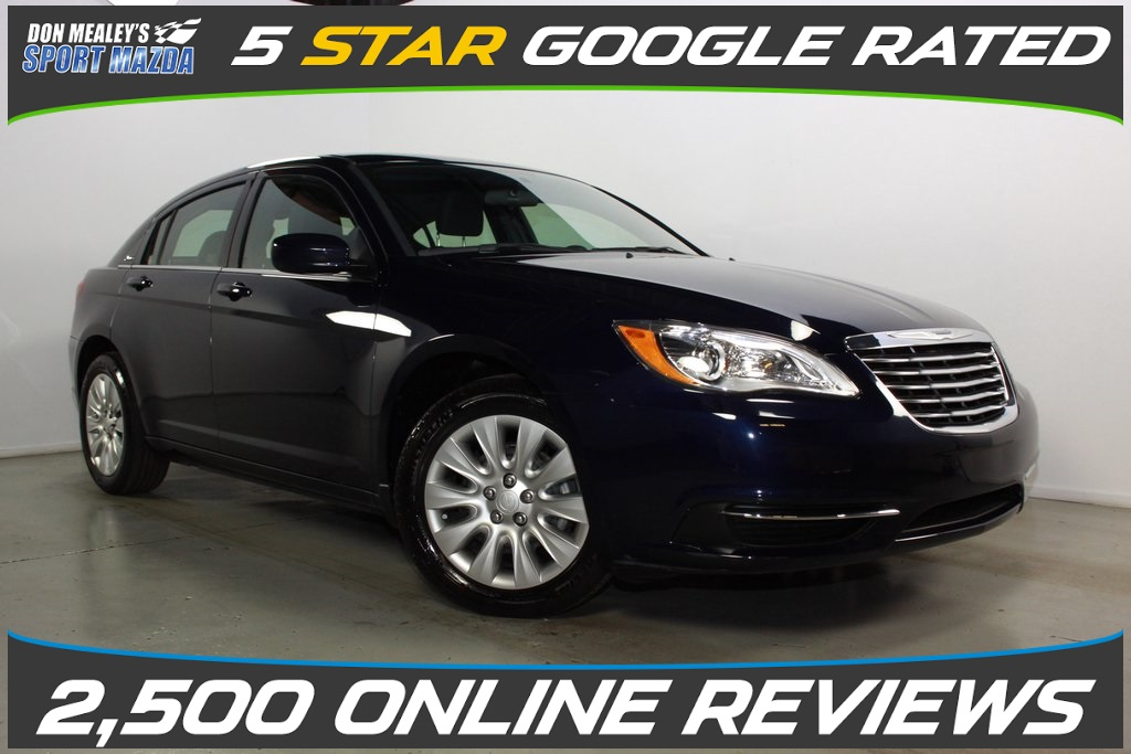 Used Chrysler 200 LX