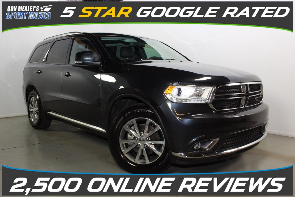 Used Dodge Durango Limited