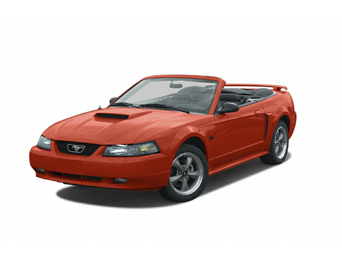 Used Ford Mustang GT