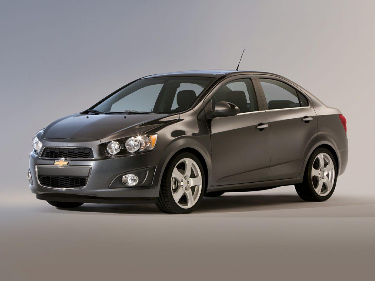 Used Chevrolet Sonic LT