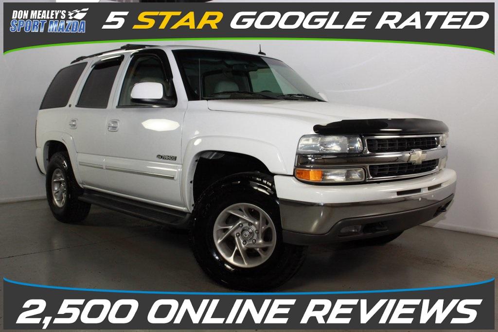 Used Chevrolet Tahoe LT